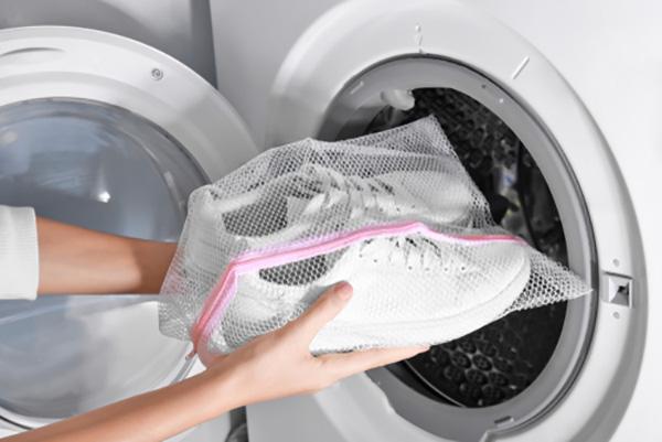 Should You Machine-Wash Your Shoes
